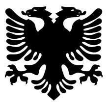 ALBANIE AIGLE 001
