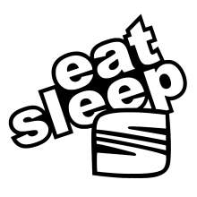 EAT SLEEP SEAT 001