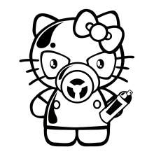 HELLO KITTY 008