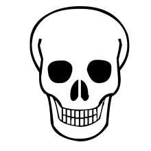 TETE DE MORT SKULL 003