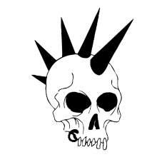 TETE DE MORT SKULL 004