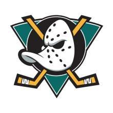 NHL ANAHEIM MIGHTY DUCKS...