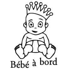 BEBE A BORD 002