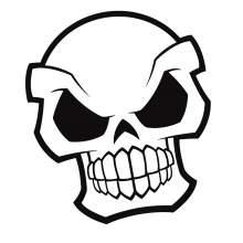 TETE DE MORT SKULL 005