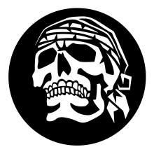 TETE DE MORT SKULL 006