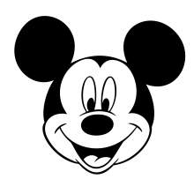DISNEY MICKEY MOUSE 001