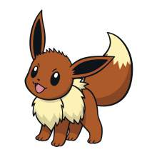 POKEMON EEVEE EVOLI 001
