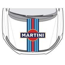 DECO CAPOT MARTINI RACING 001